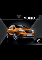 Promos et remises  : Opel Mokka X