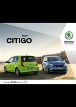 Promos et remises  : Skoda Citingo