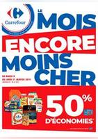 Le Mois encore moins cher 2 - Carrefour