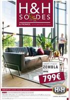 Soldes & promos - H&H