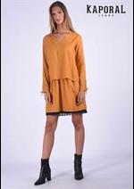 Prospectus Kaporal  : Robe Femme