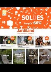 Prospectus Jardiland : Soldes