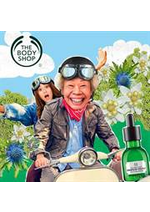 Prospectus The Body Shop : New In
