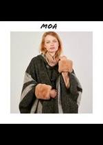 Prospectus Moa : Collection Femme