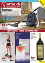 Prospectus Otto's : Neues Jahr- Neue Schnäppchen