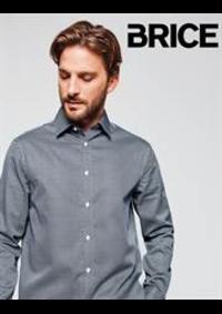Prospectus Brice MONTESSON : Chemises Homme