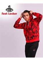 Prospectus Foot Locker : Collection Hoodies / Homme