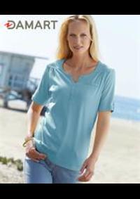 Prospectus Damart ROSNY-SOUS-BOIS : T-Shirts Femme