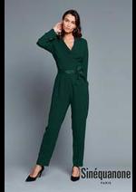Prospectus Sinequanone : Indispensables Robes