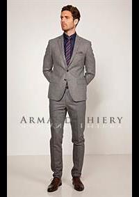 Prospectus Armand Thiery ARCUEIL : Veste Homme