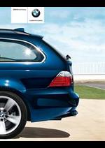 Promos et remises  : BMW Serie5-Touring