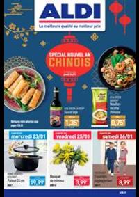 Prospectus Aldi Delle : Spécial Nouvel an Chinois