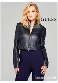 Prospectus Guess Vélizy-Villacoublay : Guess woman jackets