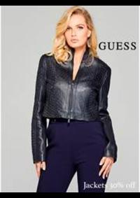 Prospectus Guess Aulnay-sous-Bois : Guess woman jackets
