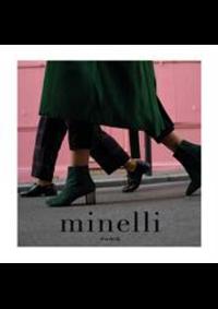 Prospectus Minelli Créteil : Mode Femme