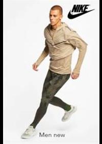 Prospectus Nike MULHOUSE : Nike new men