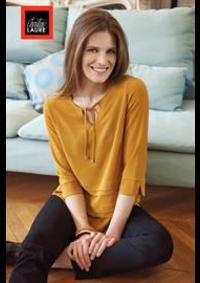 Prospectus Christine Laure STRASBOURG : Blouses & Chemises