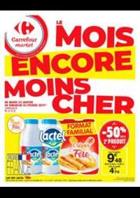 Prospectus Carrefour Market CACHAN : Le mois encore moins cher 4
