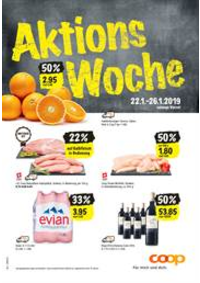 Prospectus Coop Supermarché Belp : Supermarkt-Angebote in der Verkaufsregion Bern-Wallis