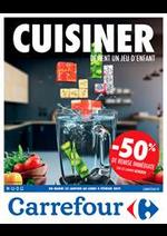 Prospectus Carrefour : Cuisiner devient un jeu d'enfant