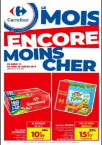 Prospectus Carrefour Express BRUXELLES Madou : Les formats eco