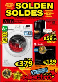 Prospectus Electro Stock Molenbeel : Solden
