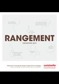 Prospectus cuisinella MONTAUBAN : Catalogue Rangements 2019