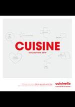 Prospectus cuisinella : Catalogue Cuisine 2019