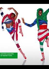 Prospectus United Colors Of Benetton PARIS : Pré-Collection Printemps/Été - Homme