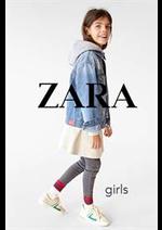 Prospectus ZARA : Zara Girls