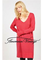 Prospectus American Vintage : Robe & Combinaisons
