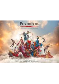 Prospectus Puy du Fou Les Epesses : Catalogue 2019