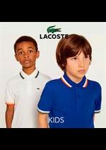 Prospectus Lacoste : Lacoste Kids