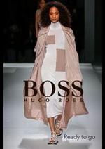 Prospectus Hugo Boss : Hugo Boss Ready to go woman