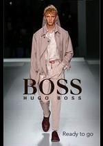 Prospectus Hugo Boss : Hugo Boss Ready to go men
