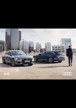 Prospectus Audi : Audi A6