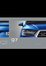 Journaux et magazines Audi : Audi Q7