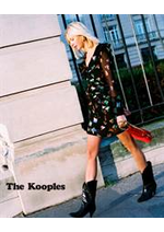 Prospectus The Kooples : Collection Robes