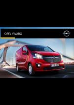 Guides et conseils Opel : Opel VIVARO