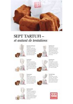 Prospectus GLOBUS : Sept Tartufi - et autant de tentations