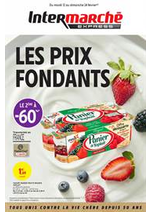 Prospectus Intermarché Express : LES PRIX FONDUS