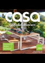 Prospectus  : Gartenkollektion 2019