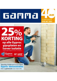 Prospectus GAMMA TIENEN : Gamma Folder