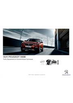 Prospectus Peugeot : Peugeot SUV 3008