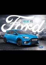 Promos et remises  : Focus RS