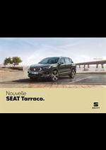 Promos et remises  : Seat Terraco