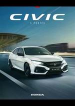 Promos et remises  : Honda Civic