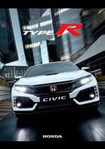 Promos et remises  : Honda Type R