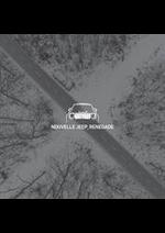 Prospectus Jeep : Jeep Renegade