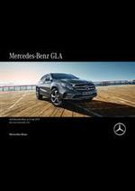Promos et remises  : Mercedes-Benz GLA